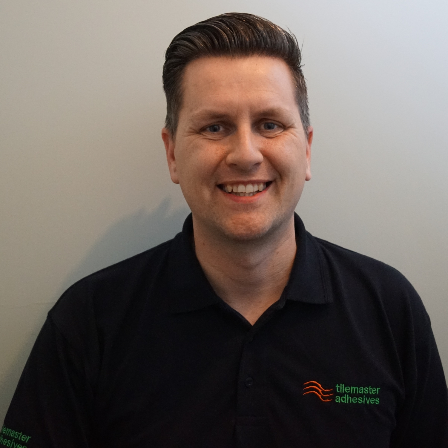 Gareth Birks sticks to his roots as Tilemaster's new Sales Manager