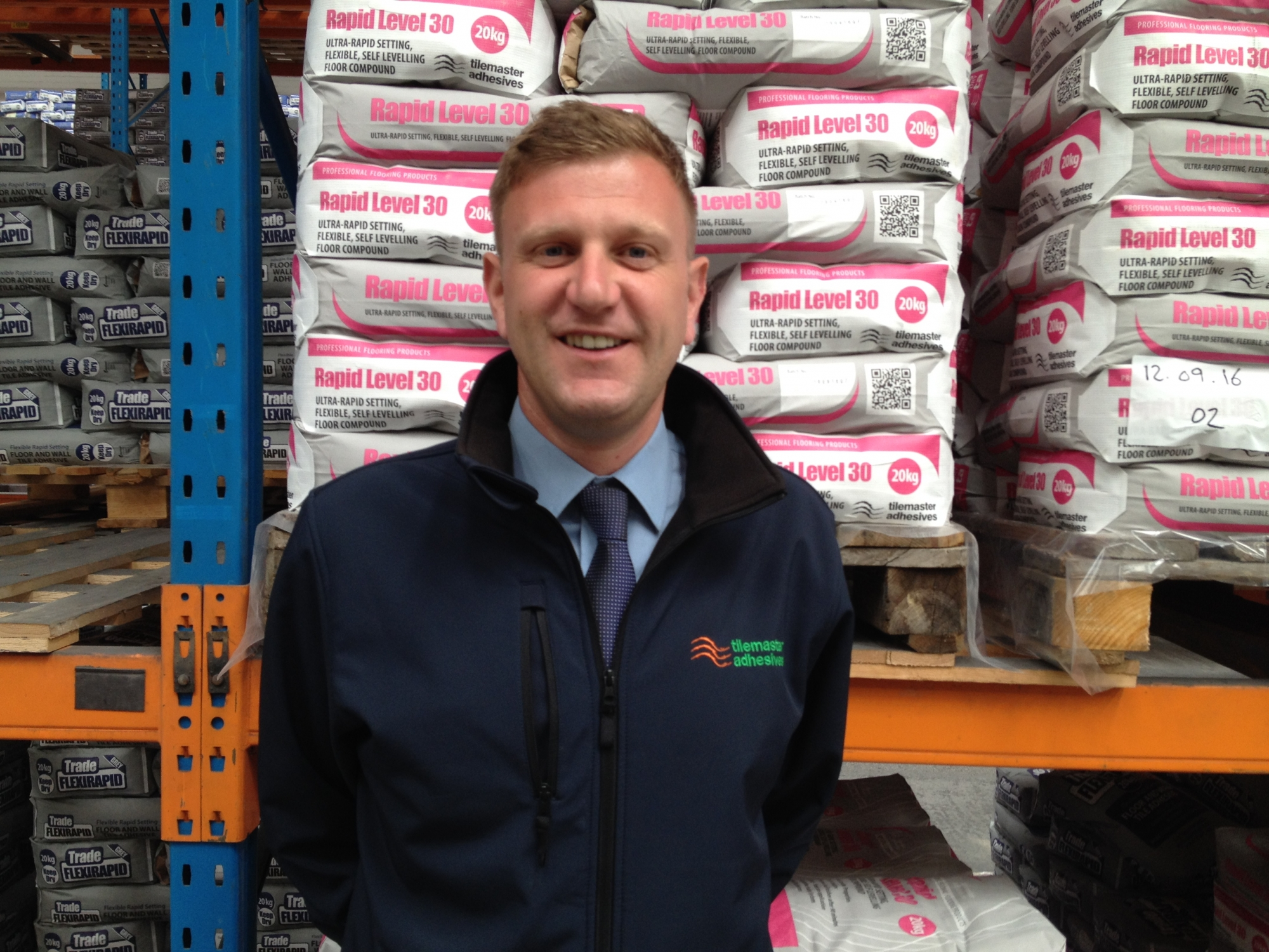 Gareth Gray joins growing Tilemaster team