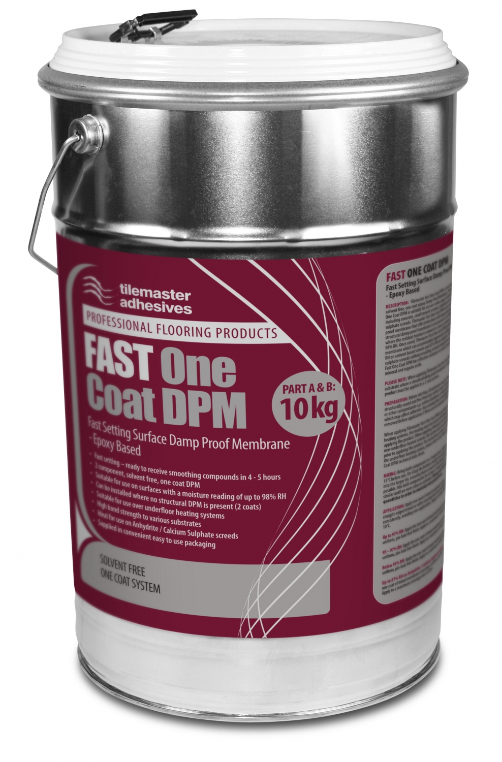 New Tilemaster FAST One Coat DPM joins 'game changing' range