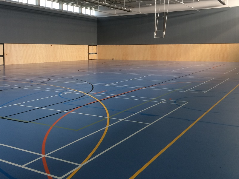 Tilemaster creates level playing field at Manchester Grammar School