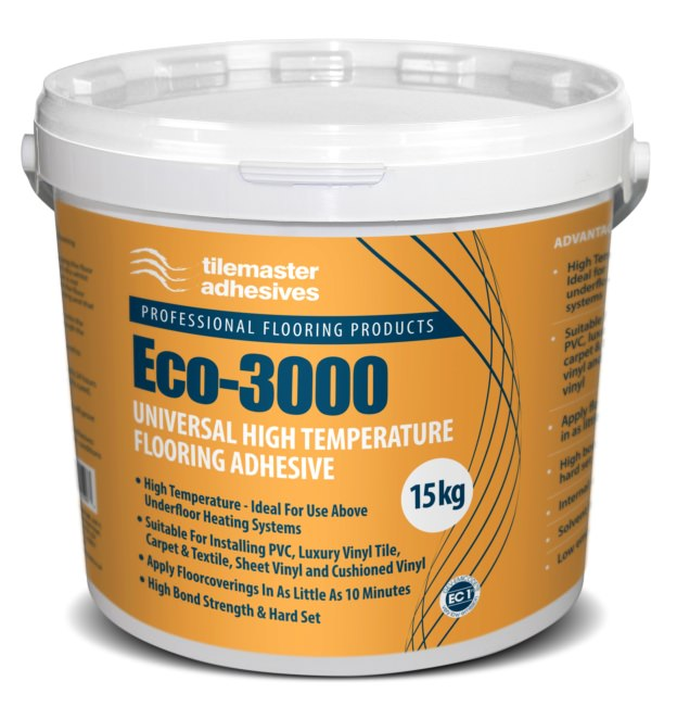 Tilemaster Adhesives New High Temperature Flooring Adhesive