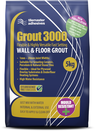 Grout 3000 Highly Versatile Flexible Wall Amp Floor Grout