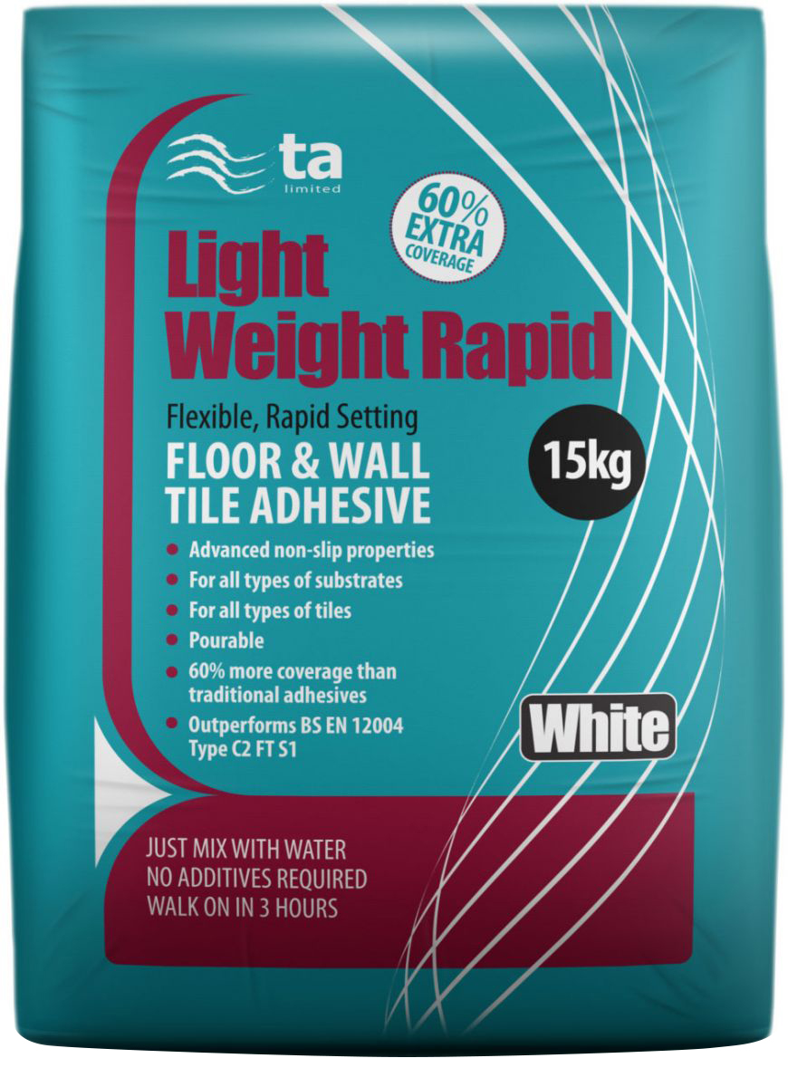 Ultimate Floor Amp Wall Tile Adhesive Tilemaster Adhesives