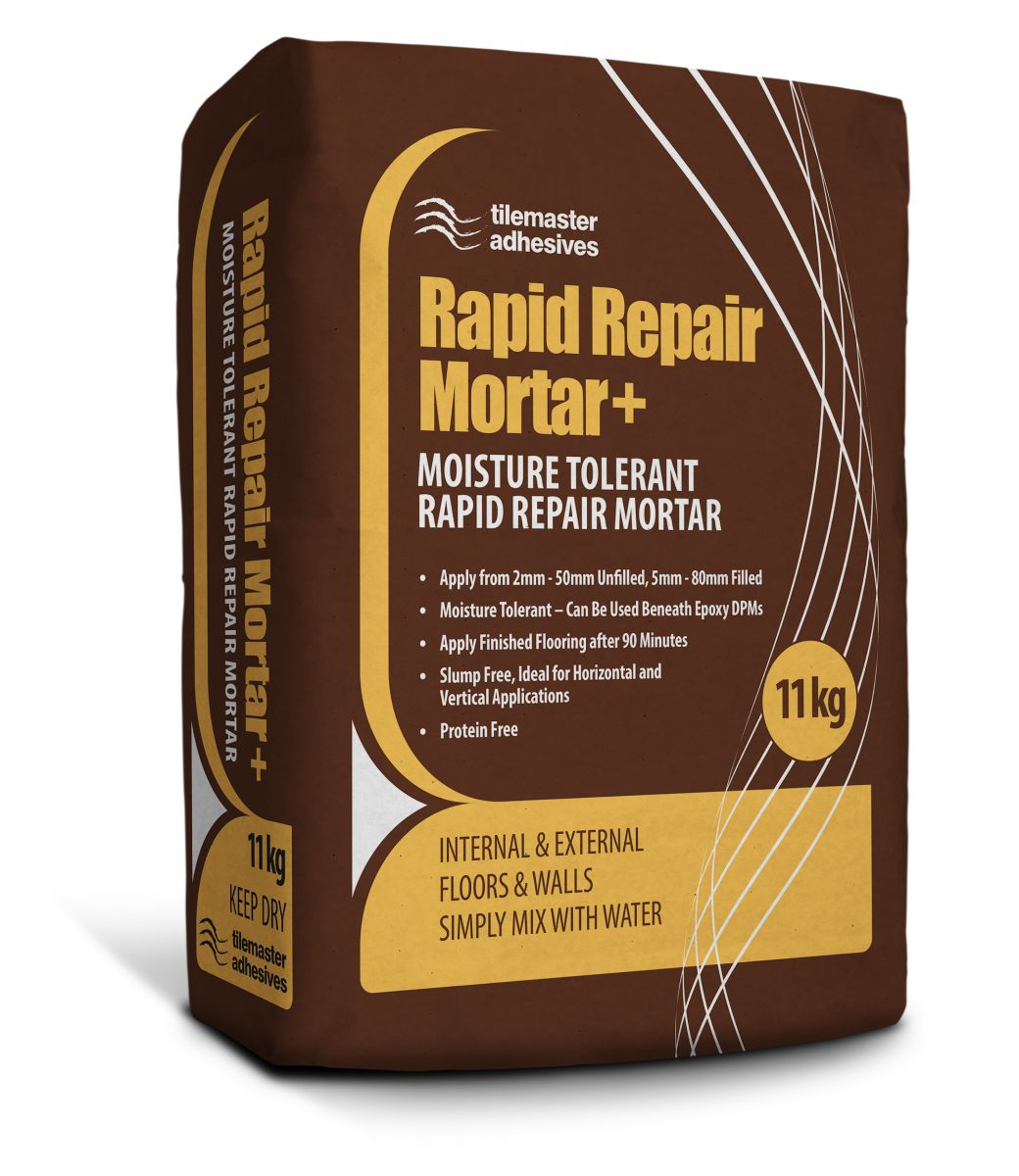 Rapid Repair Mortar+